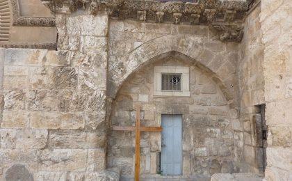 Pilgrimage Holy Land Cross