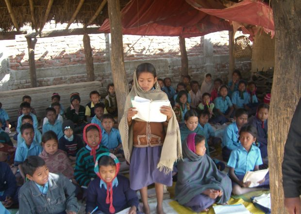 Tharu Tribes Project