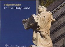 Pilgrimage to the Holy Land DVD Cover