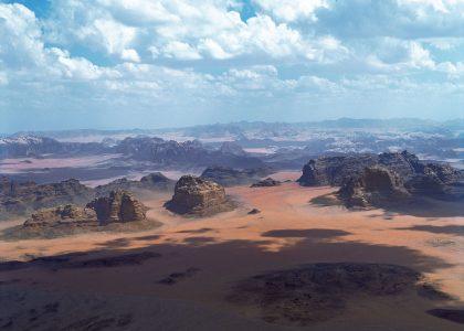 Wadi-Ramm-aerial