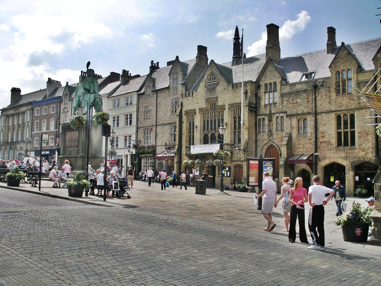 Durham City Mccabe Pilgrimages